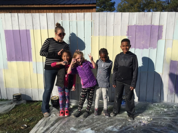 windsor girl scouts mural